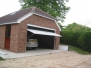 Integral Garage Conversion & New Build Garage