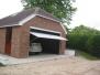 Integral Garage Conversion & New Build Garage