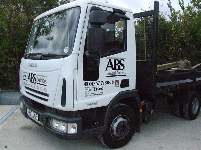 ABS vehicle